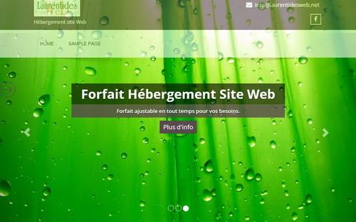 Laurentides Web